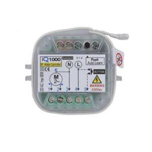 IQ1000 230 Vac πίνακας ελέγχου κινητήρων 230 VAC για μικρά οικιακά ρολά