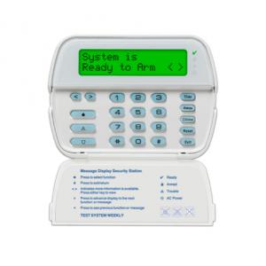 DSC Power – PK5500E1GK Πληκτρολόγιο 64 Ζωνών με Οθόνη LCD.