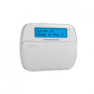 DSC NEO – HS2LCDE6 Ενσύρματο Πληκτρολόγιο με Οθόνη LCD.