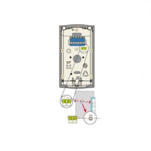 BOSCH – ISC-BPR2-WP12 Ενσύρματος ανιχνευτής κίνησης, με εμβέλεια 12m.