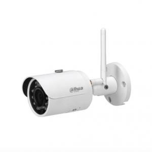 DAHUA – IPC-HFW1320S-W IP Bullet κάμερα Wi-Fi ανάλυσης 3MP, με φακό 2.8mm και IR30m.