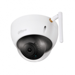 DAHUA IPC-HDBW1435E-W IP Dome Wi-Fi κάμερα 4MP, με φακό 2.8mm και IR30m