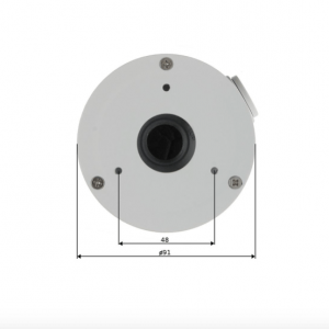DAHUA – PFA134 Επιτοίχια βάση για κάμερες.