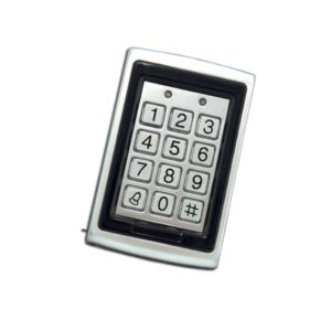 KB-1W Stand-alone Access Control Card reader με φωτιζόμενο πληκτρολόγιο