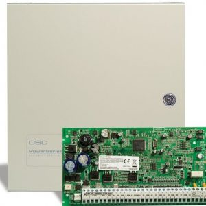 DSC Power – PC1832NKE Πίνακας 8/32 ζωνών με Μεταλλικό Κουτί.