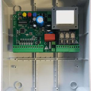 AT8070D πίνακας έλεγχου κινητήρων 230 VAC για ανοιγόμενες πόρτες