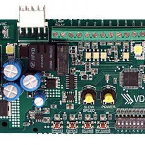 ΑΤ 7070 IT πίνακας ελέγχου κινητήρων 24 VDC με encoder για πόρτες οροφής