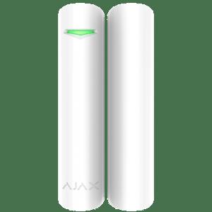 Ajax Door Protect (White) Μαγνητικός ανιχνευτής πόρτας και παραθύρου