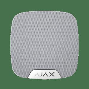 Ajax HomeSiren (White) Εσωτερική σειρήνα