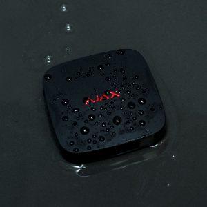 Ajax LeaksProtect (Black) Aνιχνευτής πλημμύρας