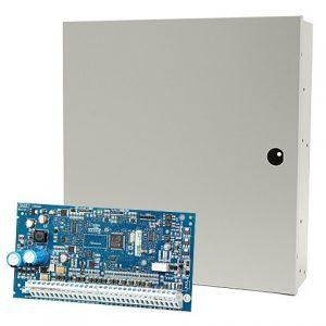 DSC ΝΕΟ – HS2064NKE Πίνακας 8/64 ζωνών με Μεταλλικό Κουτί.