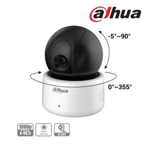 Dahua DH-IPC-A22 IP Wifi κάμερα 2MP περιστροφική, με μικρόφωνο & ηχείο