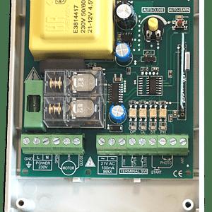 R2010D πίνακας έλεγχου κινητήρων 230 VAC για ρολά ή συρόμενες πόρτες