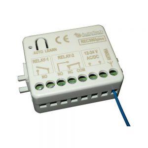 REC 3003 pico υπερετερόδυνος ψηφιακός δέκτης 2 καναλιών για κάθε χρήση