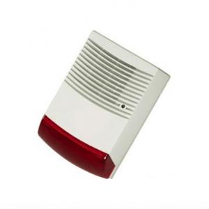 SPARK – SL-650 R Εξωτερική Σειρήνα (Με φλας σε κόκκινο χρώμα).