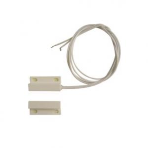 ALEPH – DC-1561 W Ενσύρματη μαγνητική επαφή, σε λευκό χρώμα.