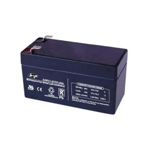 Επαναφορτιζόμενη μπαταρία μολύβδου 12V, 1.3Ah.