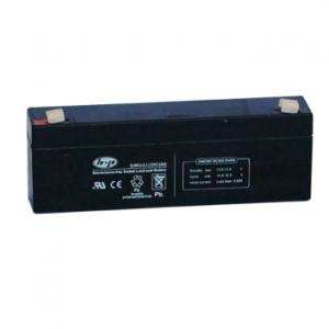 Επαναφορτιζόμενη μπαταρία μολύβδου 12V, 2.4Ah.