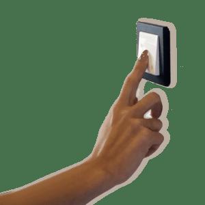 InBox WIFI συσκευή εισόδων & εξόδων για έλεγχο.