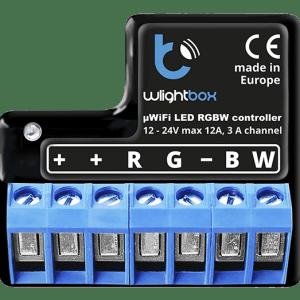 WLIGHTBOX RGBW wifi controller