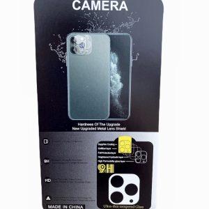 iPhone 11 Pro/Pro Max Camera Tempered Glass Full (2 τεμάχια)