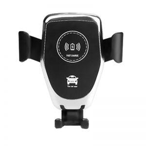 Βάση στήριξης κινητού με ασύρματη φόρτiση αυτοκινήτου holder-5757fg