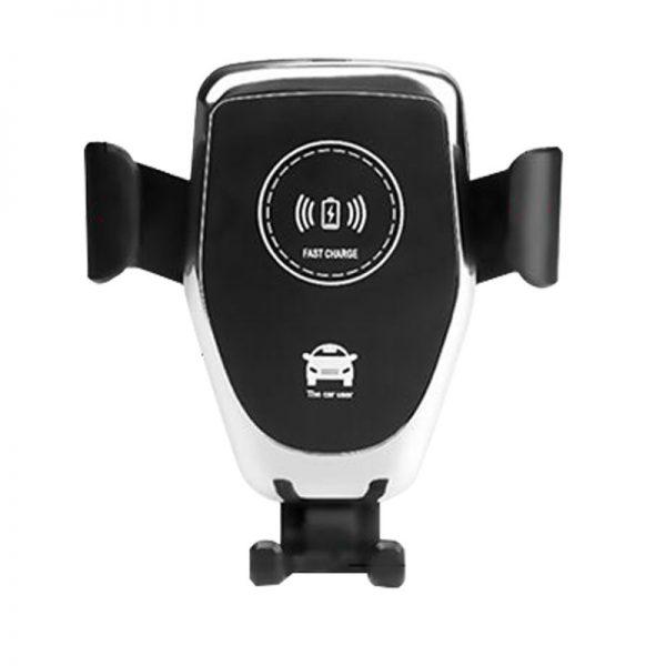 Βάση στήριξης κινητού με ασύρματη φόρτηση αυτοκινήτου- car fast wireless charger with phone holder