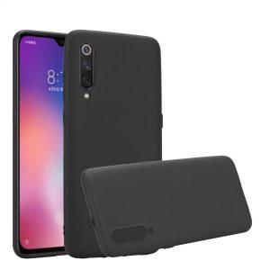 Θήκη Slim TPU Μαύρη για Xiaomi Mi 9 – Slim TPU Case TPU34b