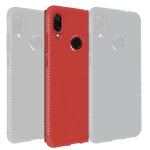 Θήκη ultra slim σιλικόνης για Xiaomi Redmi Note 7. – κόκκινο