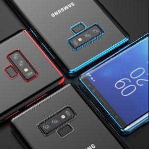 Θήκη δίαφανη για Samsung Galaxy Note 9.