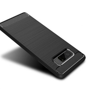 Θήκη carbon fiber για Samsung Galaxy Note 8 Κόκκινο TPNgf432