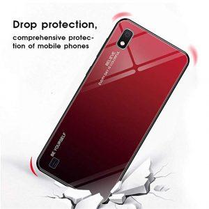 Θήκη για Samsung Galaxy A20/A30 Μπλέ/Μόβ SgA20bp