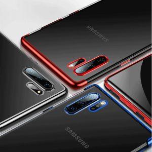 Θήκη δίαφανη για Samsung Galaxy Note 10 Plus.