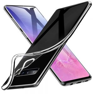 Διάφανη λεπτή θήκη για Samsung S 10