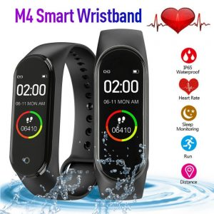 Smartwatch Fitness Tracker M4 band- έξυπνο ρολόϊ με bluetooth