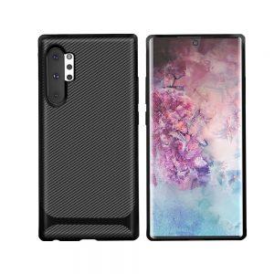 Θήκη σιλικόνης Μαύρη για Samsung Galaxy Note 10 Plus TPU5yf4wb