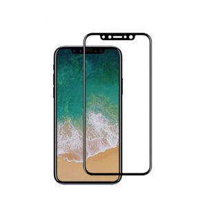 Προστατευτικό οθόνης Curved Edge clear από γυαλί 3D για iPhone X/Xs/11 Pro