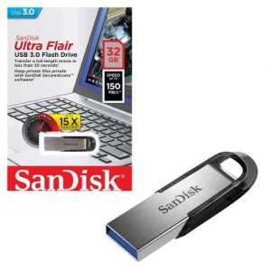 USB 3.0 Flash Disk SanDisk Flair SDCZ73 32GB 150MB/s
