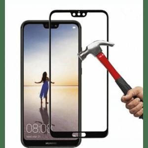 Γυαλί Προστασίας Για Huawei P20 Pro  – 5D Full Tempered Glass