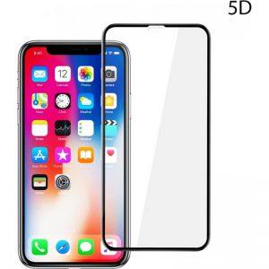 Γυαλί Προστασίας Για iPhone XR/11 – 5D Full Tempered Glass