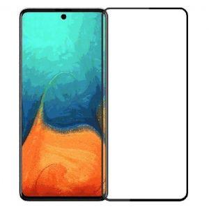 Full Tempered Glass Για Samsung A71 – 5D