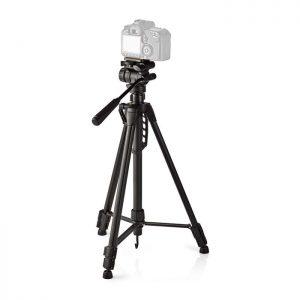 Τρίποδo αλουμινίου, για φωτογραφικές μηχανές 160cm