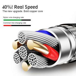 Καλώδιο μακρύ Lightning σε USB 3m (iPhone)