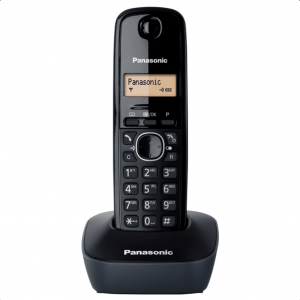 Ασύρματη τηλεφωνική συσκευή PANASONIC KX-TG1611GRH