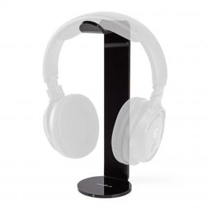 Βάση για headset με ύψος 244 mm, σε μαύρο χρώμα. HPST100BK