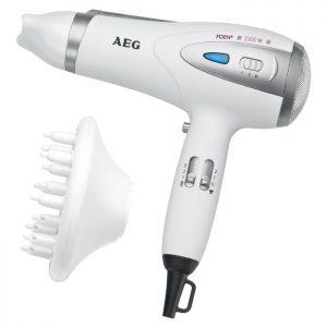 Σεσουάρ Mαλλιών, 2200W. AEG HTD 5584 WHITE