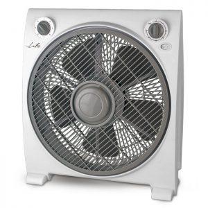 Ανεμιστήρας Box Fan 12″, 50W LIFE Vento