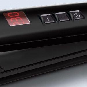 Επαγγελματική συσκευή ισιώματος μαλλιών 37W, με ψηφιακή ρύθμιση και ένδειξη θερμοκρασίας. VALERA SWISS X AGILITY 100.20