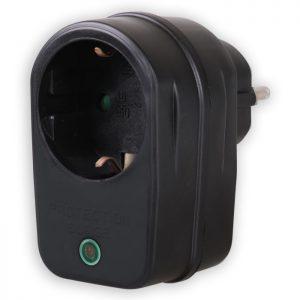 Αντάπτορας ρεύματος με προστασία υπέρτασης.SONORA SPAB100
