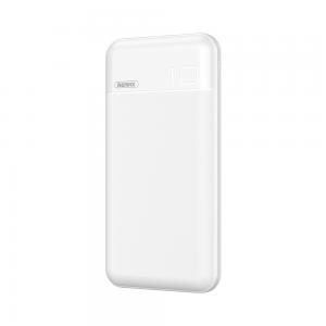 Φορητός Φορτιστής Λευκό, Power Bank Remax Boree RPP-151- 10000mah